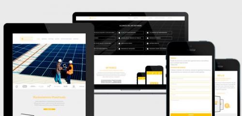 diseño web barcelona 7 responsive