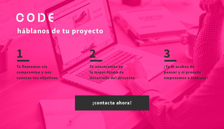 diseño web barcelona contacto
