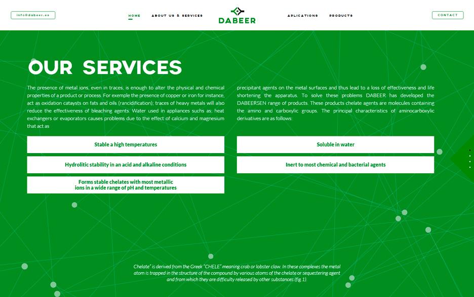 diseño web barcelona dabeer 3