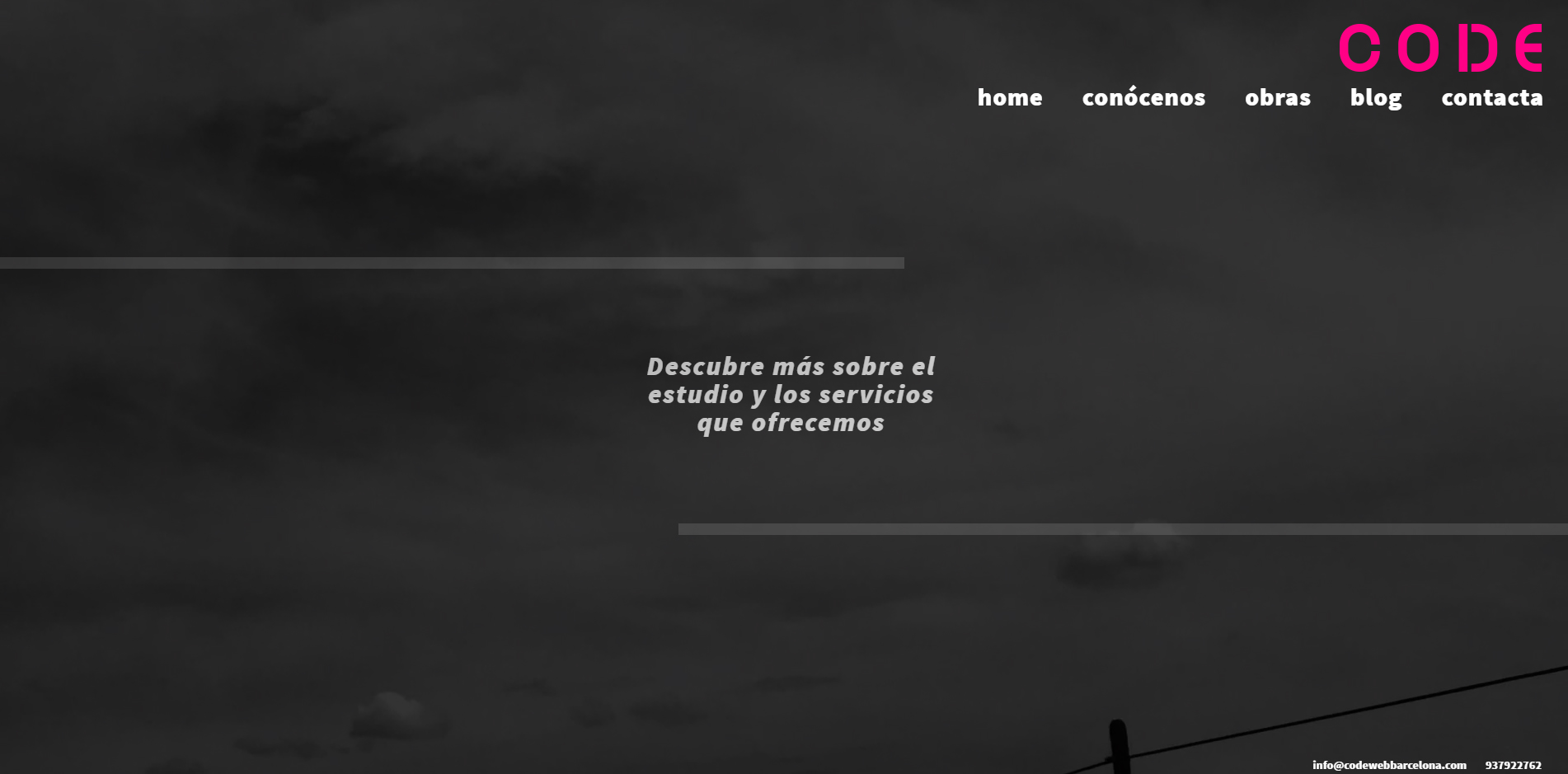 diseno web code