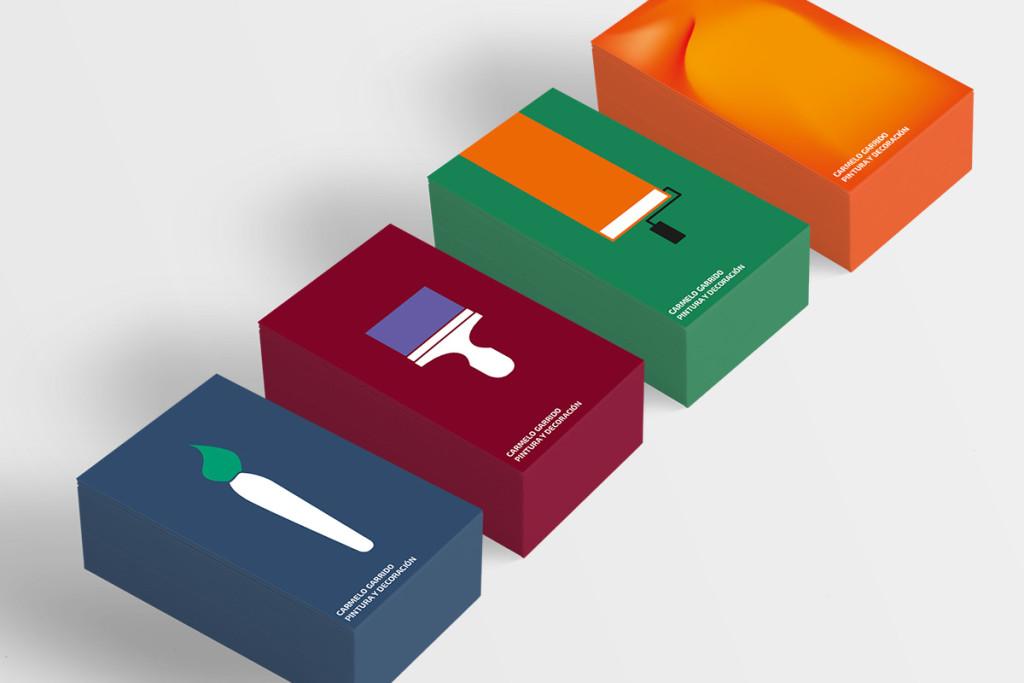 diseño grafico Diseño de tarjetas     3