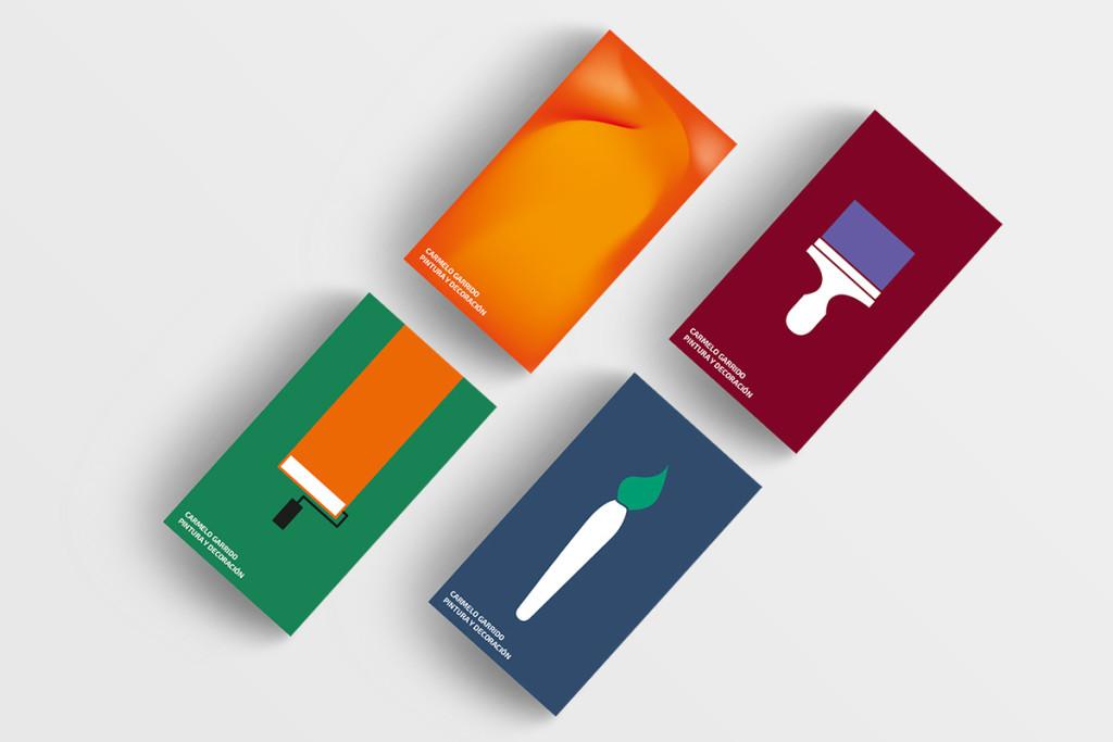 diseño grafico Diseño de tarjetas     4