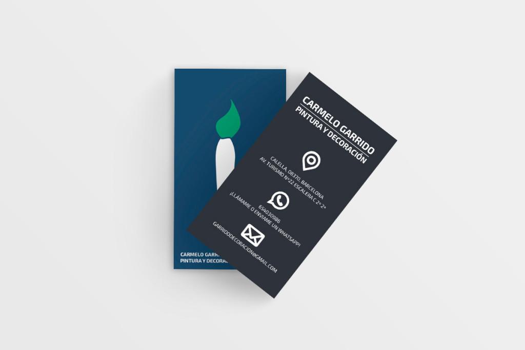 diseño grafico  Diseño de tarjetas     6