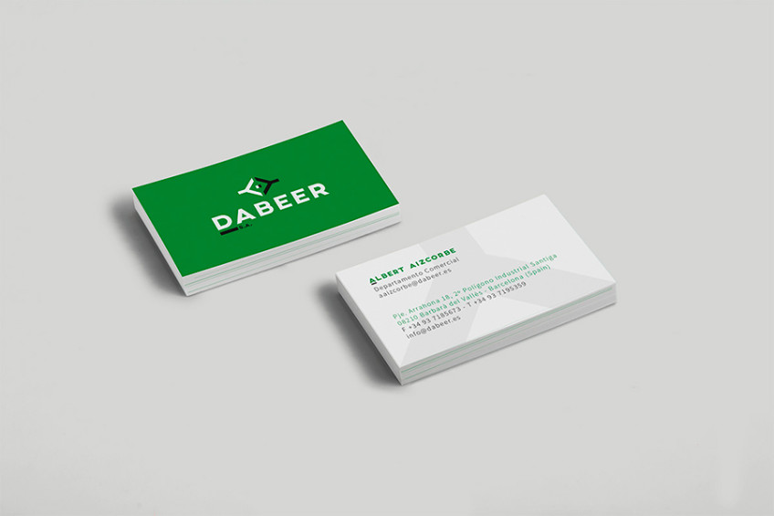 diseño web Dabeer