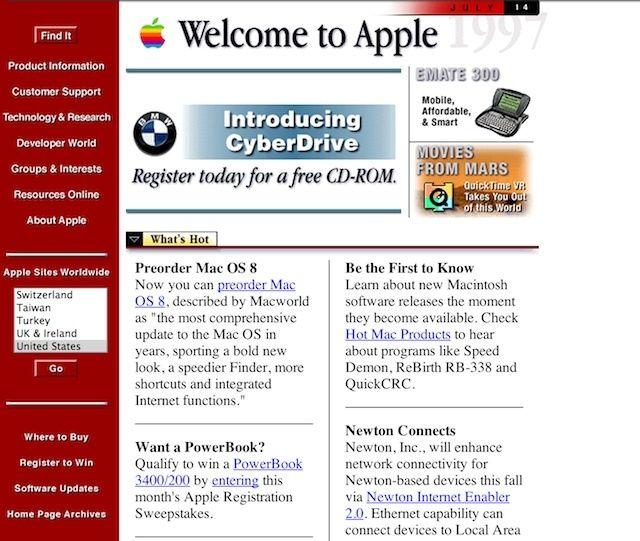 diseño web interfaz usuario