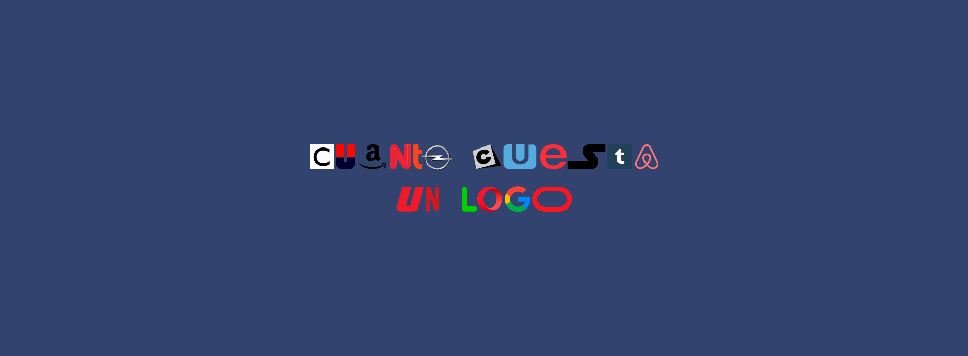 Cu nto cuesta un logo la eterna pregunta damos cifras - Cuanto cuesta acristalar un porche ...