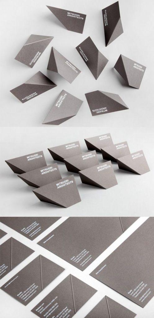 tarjetas de visita para arquitectos 3