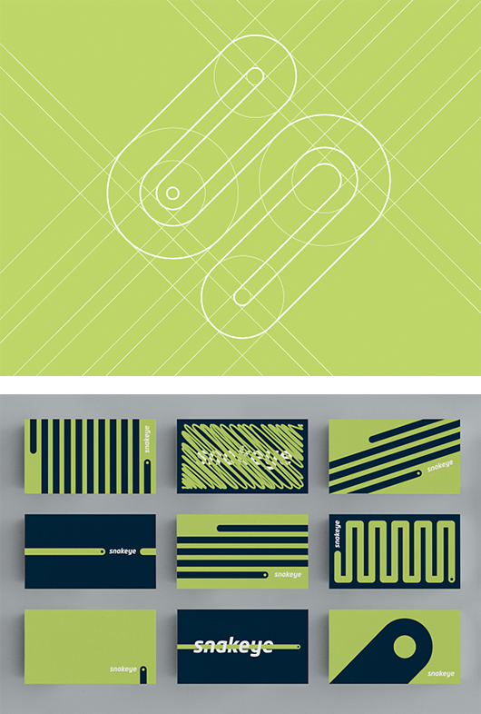 Inspiración mejor diseño gráfico para tarjetas de visita febrero 2018
