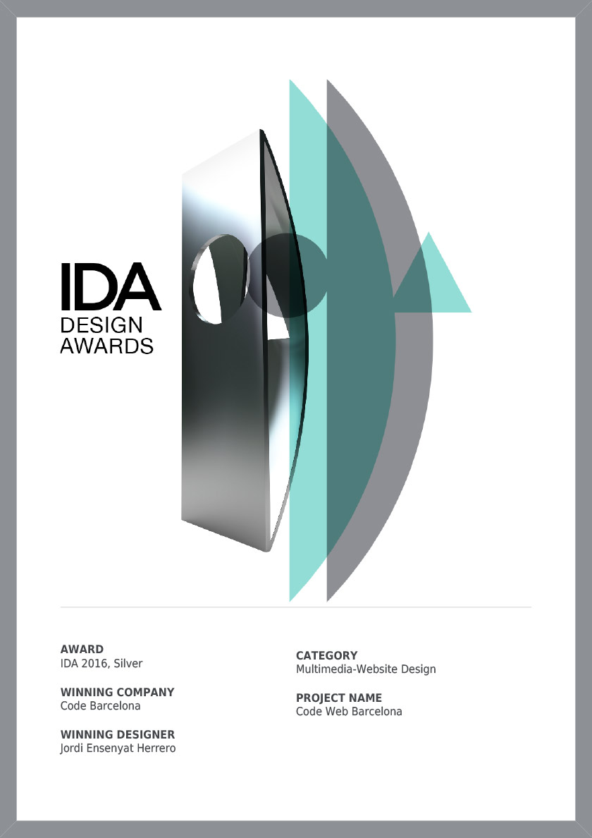 diseño web IDA
