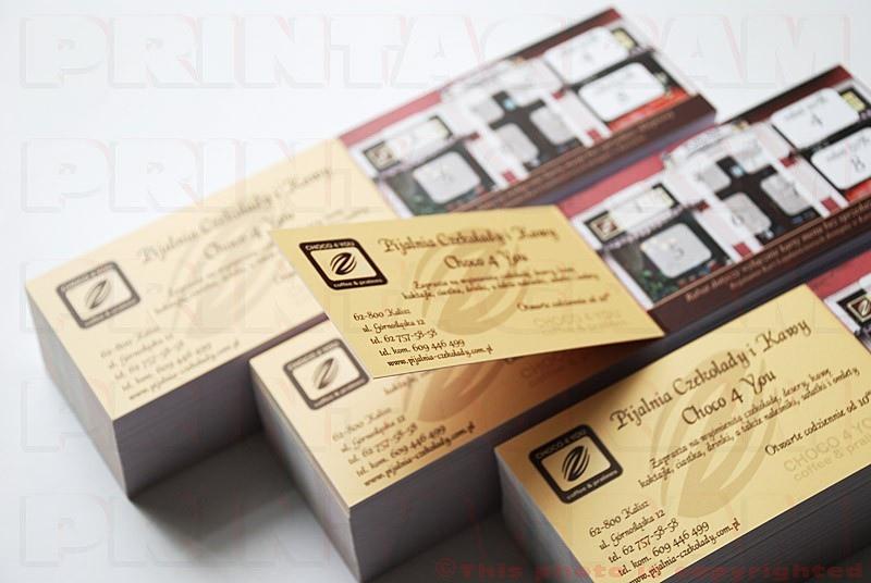 Modelos de tarjetas de visita -plegados