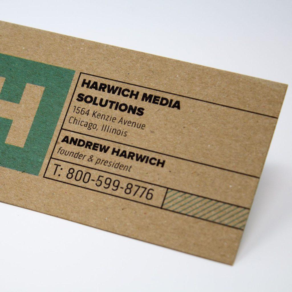 Modelos de tarjetas de visita - rectangular