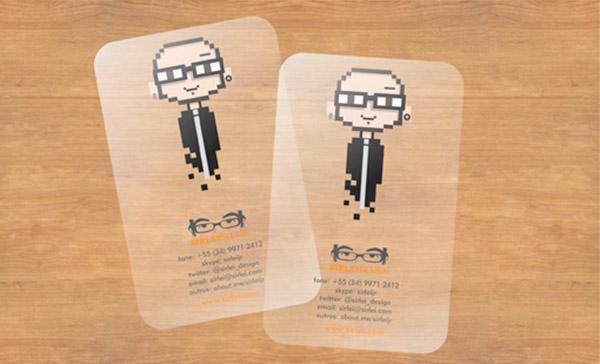 modelos de tarjetas de vista - plastico