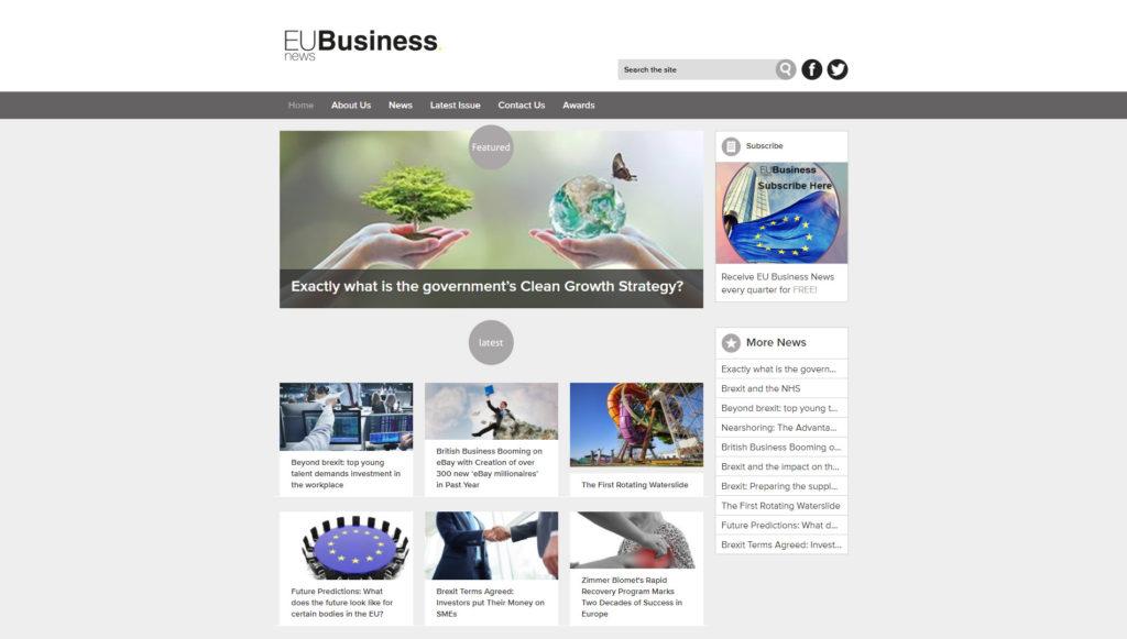 mejor empresa de diseño web iberian business awards 2018 2