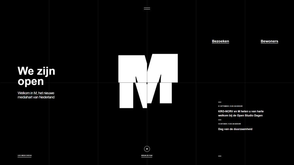 mejores diseños web - mbuilding 01