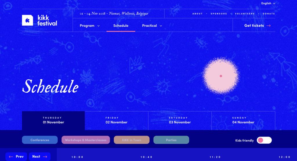 mejores-diseños-web-septiembre-2018-kikk-festival-site-02
