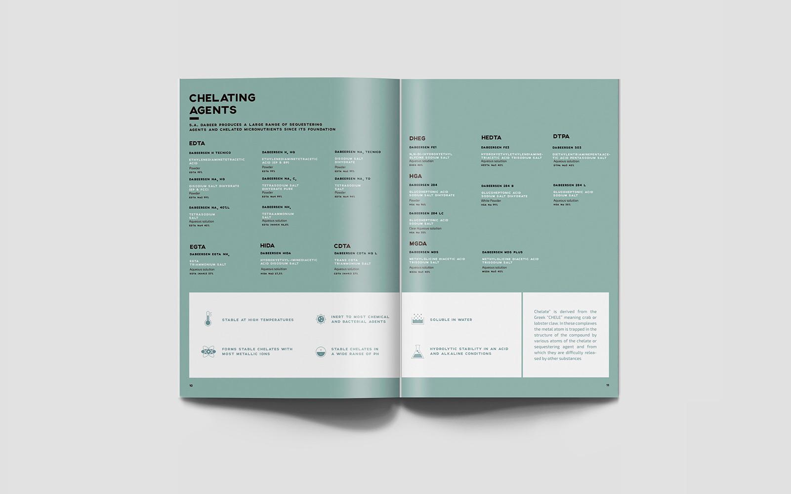 diseño grafico  Catálogo corporativo     7