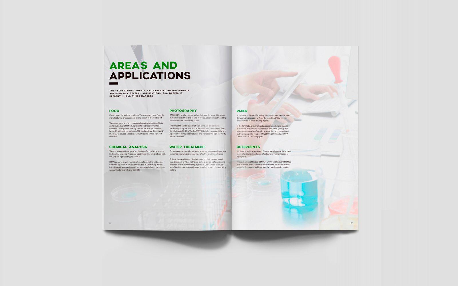 diseño grafico  Catálogo corporativo     9