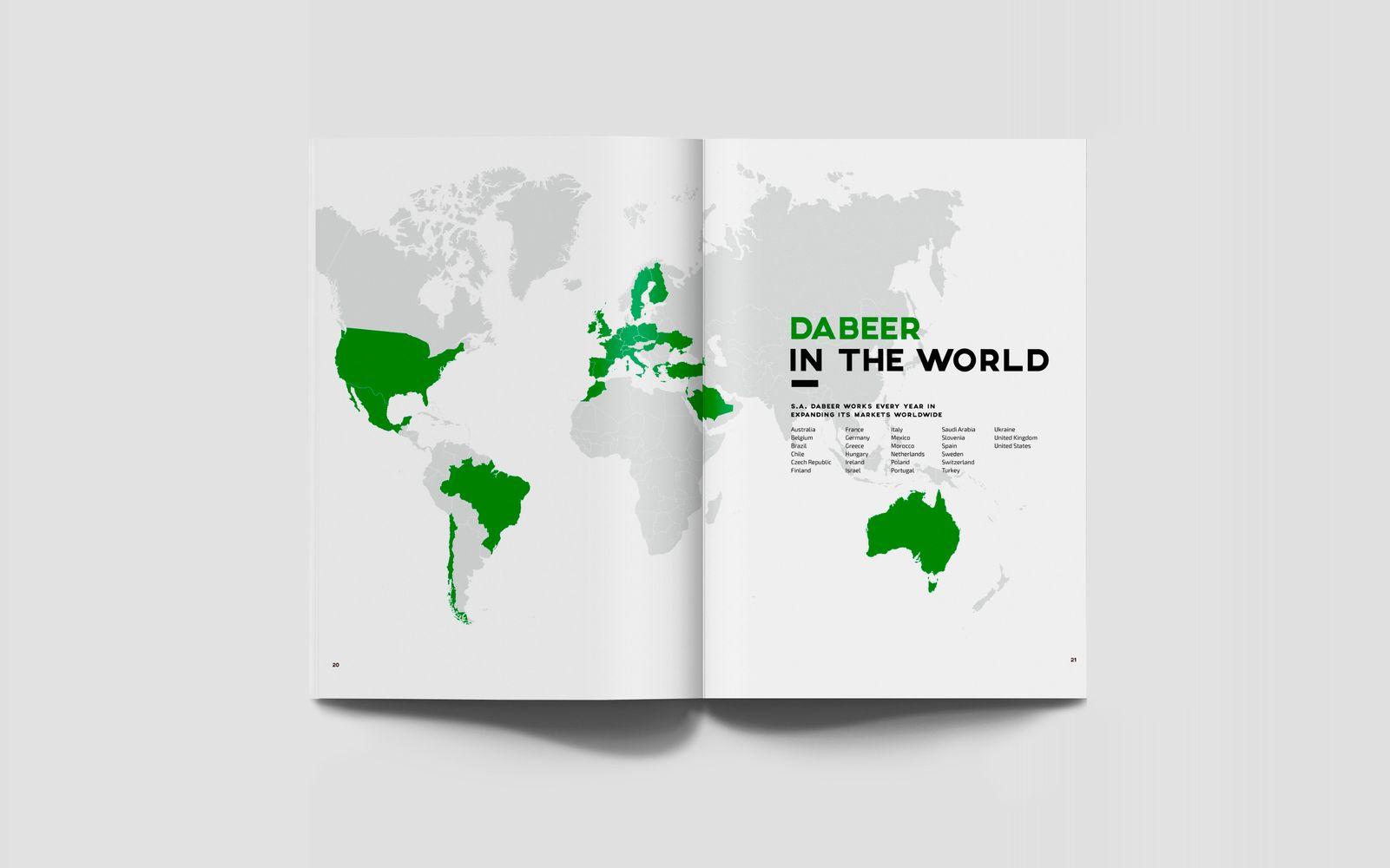 diseño grafico  Catálogo corporativo     10