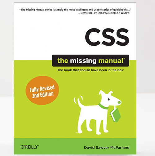 CSS_The Missing Manual