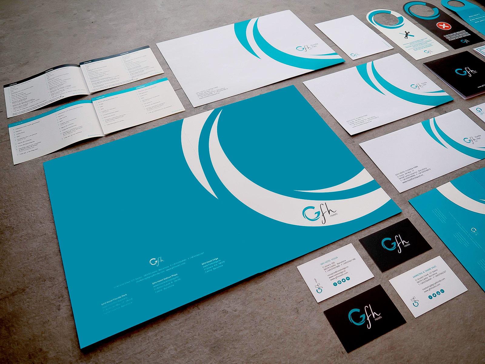 diseño grafico  Identidad corporativa     5