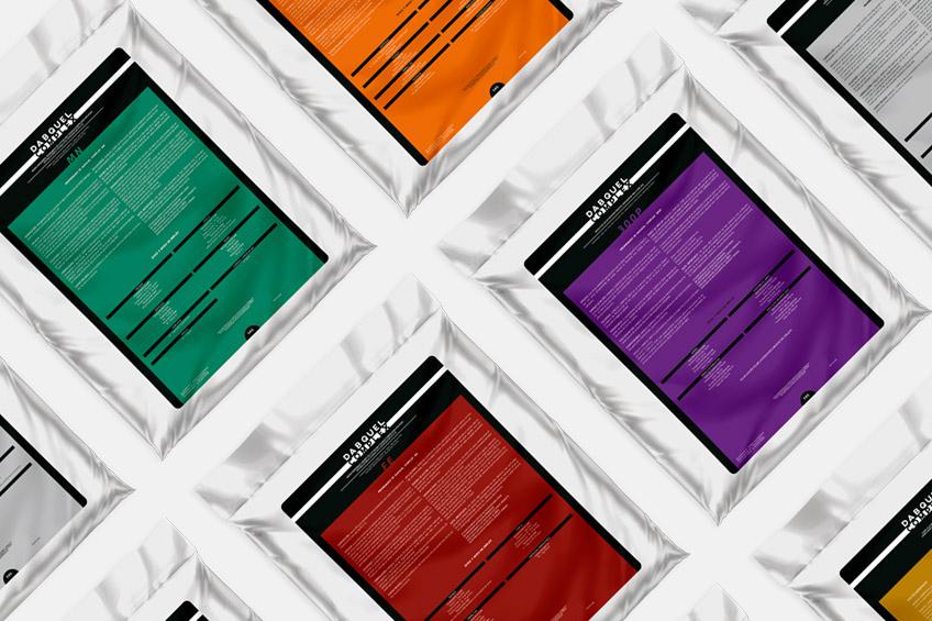 diseño web Dabeer sólidos
